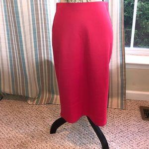 BONGO Skirts - Fuchsia Bongo Pencil Skirt